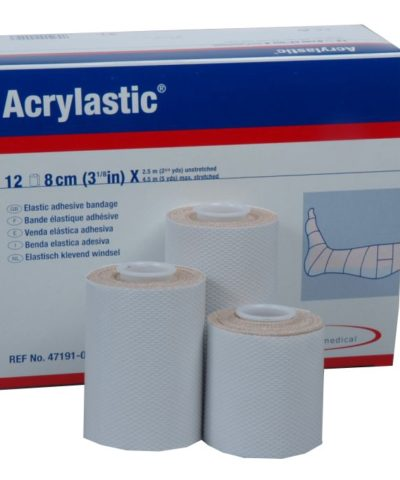 Acrylastic 4,5 m x 10 cm (12-pack)