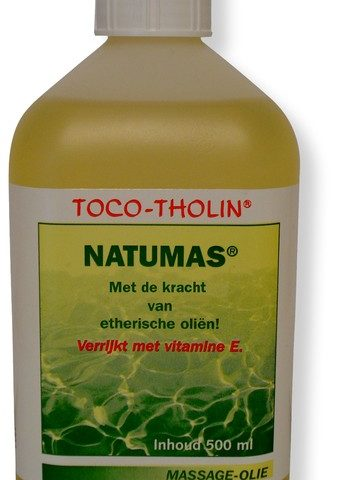 Toco-Tholin Natumas massageolie 500 ml